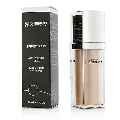 Fusion Beauty Prime Results Anti Wrinkle Primer 30ml Womens  Makeup
