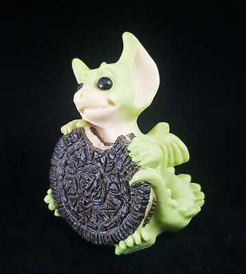 """Pocket Dragons """"My Big Cookie"""" by Real Musgrave 1994 Mint Condition No Box"""