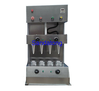 Commercial Pizza Cone Forming Making Machine Pizza Cone Maker 220V