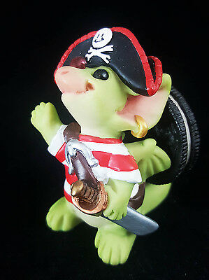 "Pocket Dragons ""Cookie Pirate"" by Real Musgrave 2003 Mint Condition No Box"