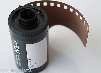 Pellicules photo 24X36 200 Lot 4 films 135 36 poses couleur pro neuf stockFrance
