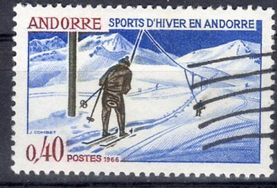 French Andorra. Edifil 196. Very fine used.