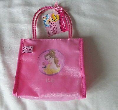 Pink Belle Beauty and the Beast Purse