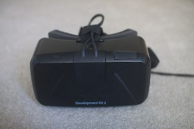 Oculus DK2 virtual reality headset