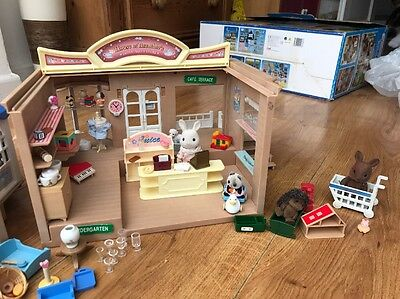 Sylvanian Families House Of Brambles Department Store