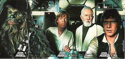 Star Wars 40Th Anniversary  Sketch Card Lot Of 3  Ap  (Puzzle)  Carlos Cableiro