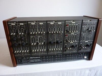 Roland System 100m modular synthesiser in superb condition
