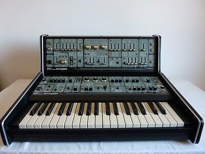 Roland System 100 101 and 102 synthesisers in outstanding condition