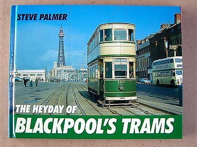 """the Heyday Of Blackpool's Trams."" Light Rail Book."