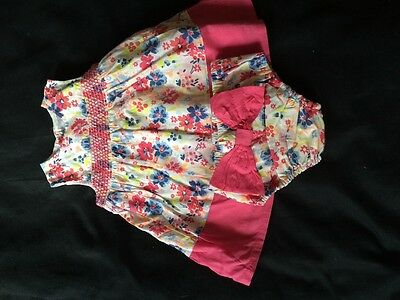 Next Baby Dress and Knickers