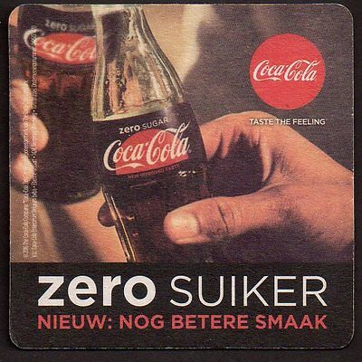 Coca Cola  - Coaster From Belgium Ap17003