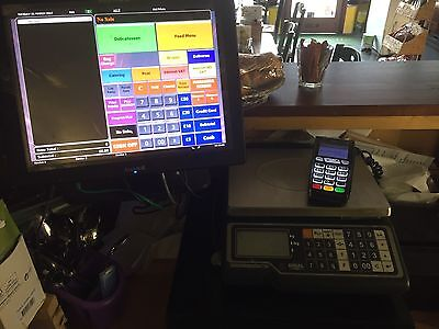 EPoS Till System and Scales