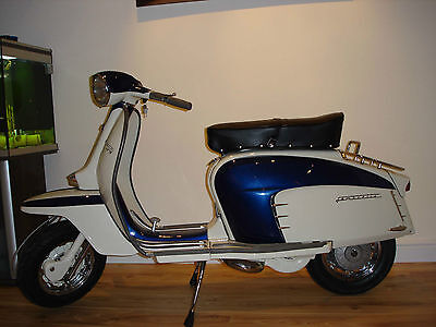 lambretta service manuals, parts books and owners manuals on cd