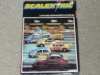 SCALEXTRIC CATALOGUE 23rd EDITION