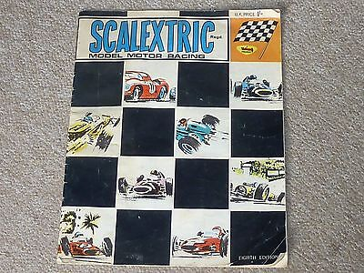 SCALEXTRIC CATALOGUE  8th EDITION
