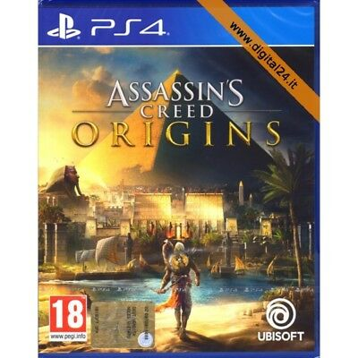 ✅Assassin's Creed Origins - PlayStation 4 [ITA]
