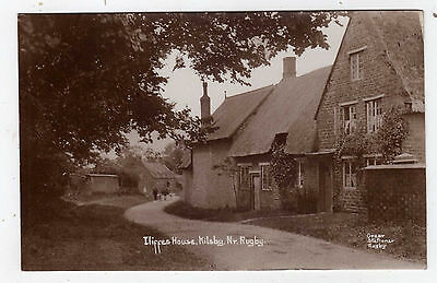 Northamptonshire, Near Rugby, Kilsby, Iliffes House, Rp