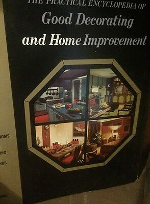 Complete Set 'The Practical encyclopedia Good Decorating and Home Improvement'