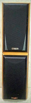 Mission 771-E Stereo Speakers Hi-Fi Loudspeakers MADE IN ENGLAND