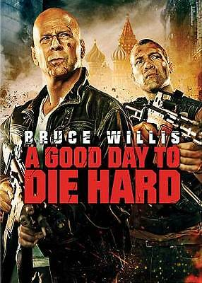A Good Day to Die Hard (DVD, 2013) Brand New