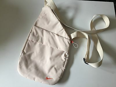 New Nike Pouch/Crosssover/Messenger Bag Ivory