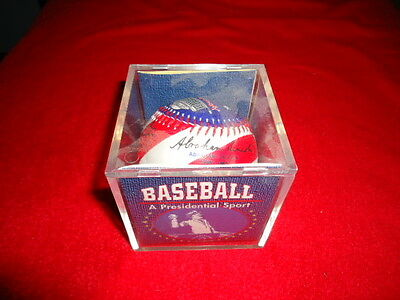 2000 American Discovery Baseball, A Presidential Sport Comm. Baseball in Case