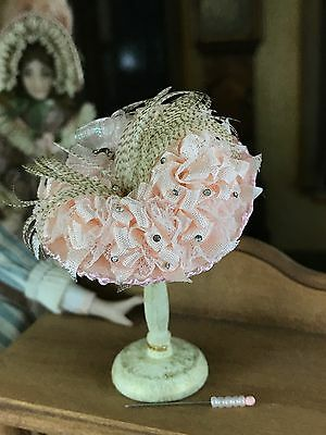 OOAK Carol Olsen Vintage Miniature Dollhouse Excuse Me For Being So AWESOME!