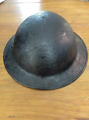 WW2 British/US Brodie Helmet