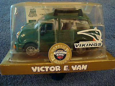 The Chevron Cars Portland State Vikings Victor E. Van Sports Edition