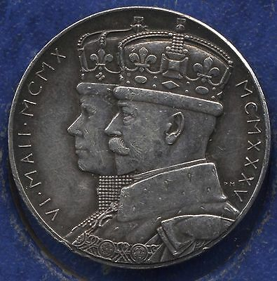 1910-1935 King George & Queen Mary Jubilee Medal***Collectors***