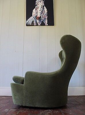 PARKER KNOLL Mid Century Retro Vintage Swivel Armchair Chair DELIVERY*