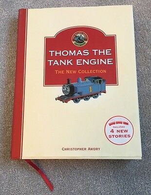 Thomas The Tank Engine The New Collection, All 15 Railway Series Hardback Book
