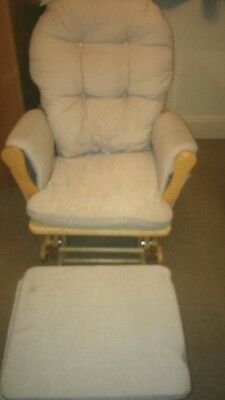 Glider nursing chair (Shropshire)