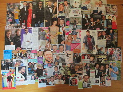 Justin Timberlake Clippings