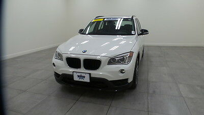 2015 BMW X1 xDrive35i Sport Utility 4-Door 2015 Leather Sunroof Backup Camera Navigation 28K Miles