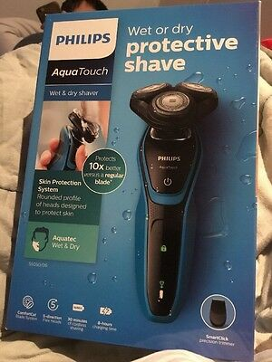 Philips Aqua Touch S5050/ 06 Wet Or Dry Shaver