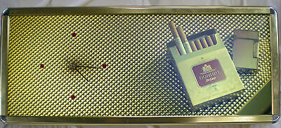 Dunhill Deluxe Sign with Working Clock and Lights