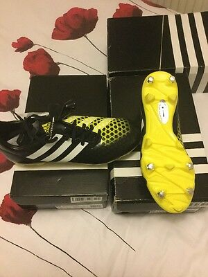adidas incurza rugby boots SG Uk 9