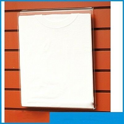 Acrylic Retail T-Shirt Display Board For Slat Wall Slatwall Great Condition