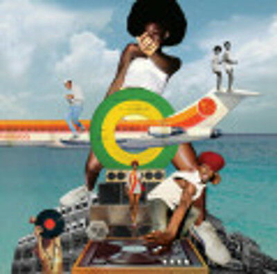 Thievery Corporation The Temple Of I & I (2LP/Gatefold+Poster)