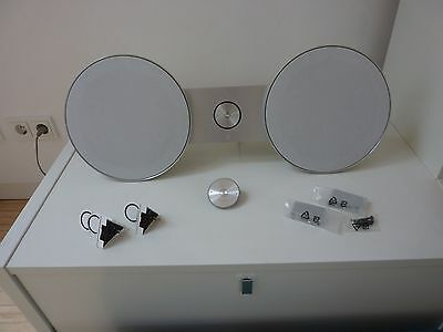 Bang & Olufsen BeoPlay A8 Stereoanlage weiß W-LAN AirPlay Bluetooth iPhone iPad