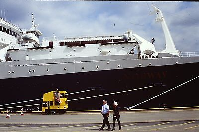 Original Slide, SS NORWAY Cruise Ship,N13
