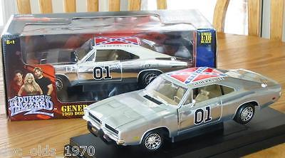 Dukes of Hazzard Ertle Authentics Chase car  General Lee