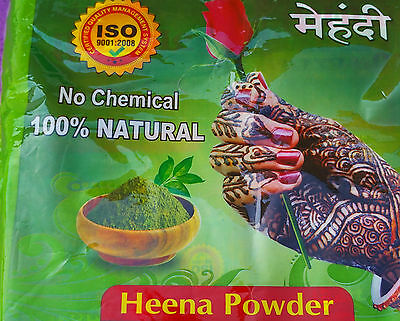ORGANIC henna powder for haircare,HERBAL EDH hair color, body art,pure, Natural,