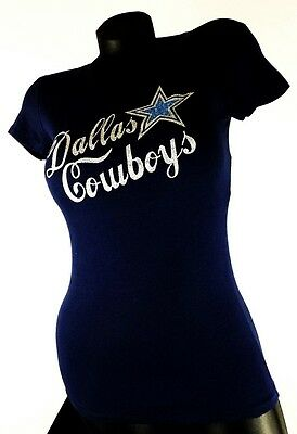 Dallas Cowboys Fitted Spandex Tee. How Bout Them Boys! Up To 3XL