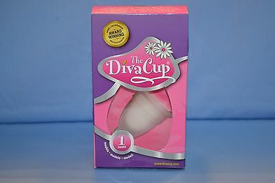 The Diva Cup Model 1 Menstrual Cup, New Factory Sealed