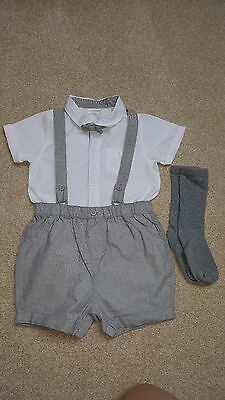 baby boy 18-24 month wedding/ christening outfit from Next