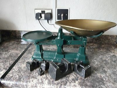 Vintage Kitchen Scales 1940S/early 50S