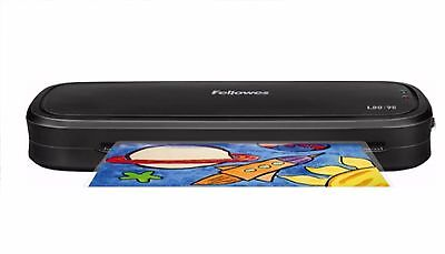 FELLOWES L80 A4 Laminator - With 10 pouch starter kit included