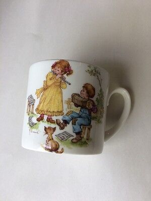 Children's Mug Fine Bone China